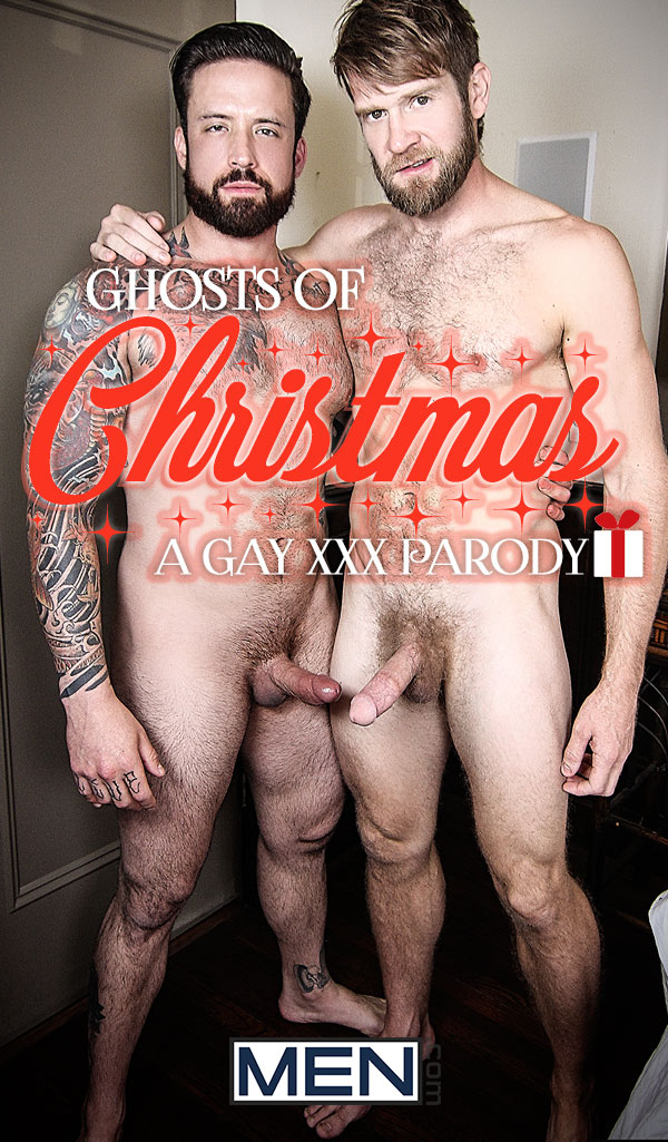 Ghosts Of Christmas: A Gay XXX Parody (Jordan Levine Fucks Colby Keller) (Part 4) at Drill My Hole