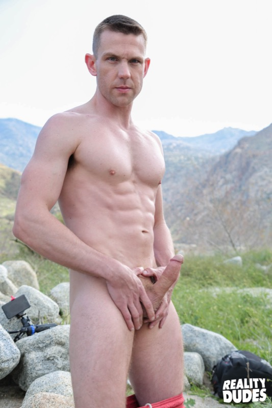 Scene 3 (Alex Chandler & Grayson Danielz) (Bareback) at Dudes In Public
