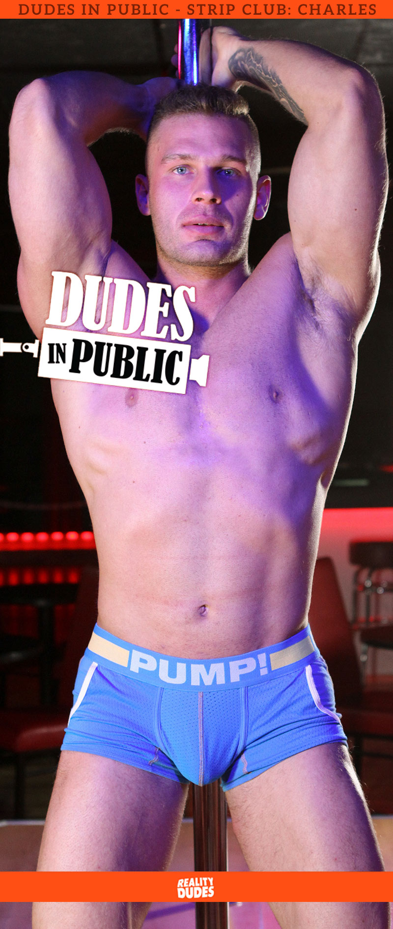 Dudes In Public, Strip Club: Charles