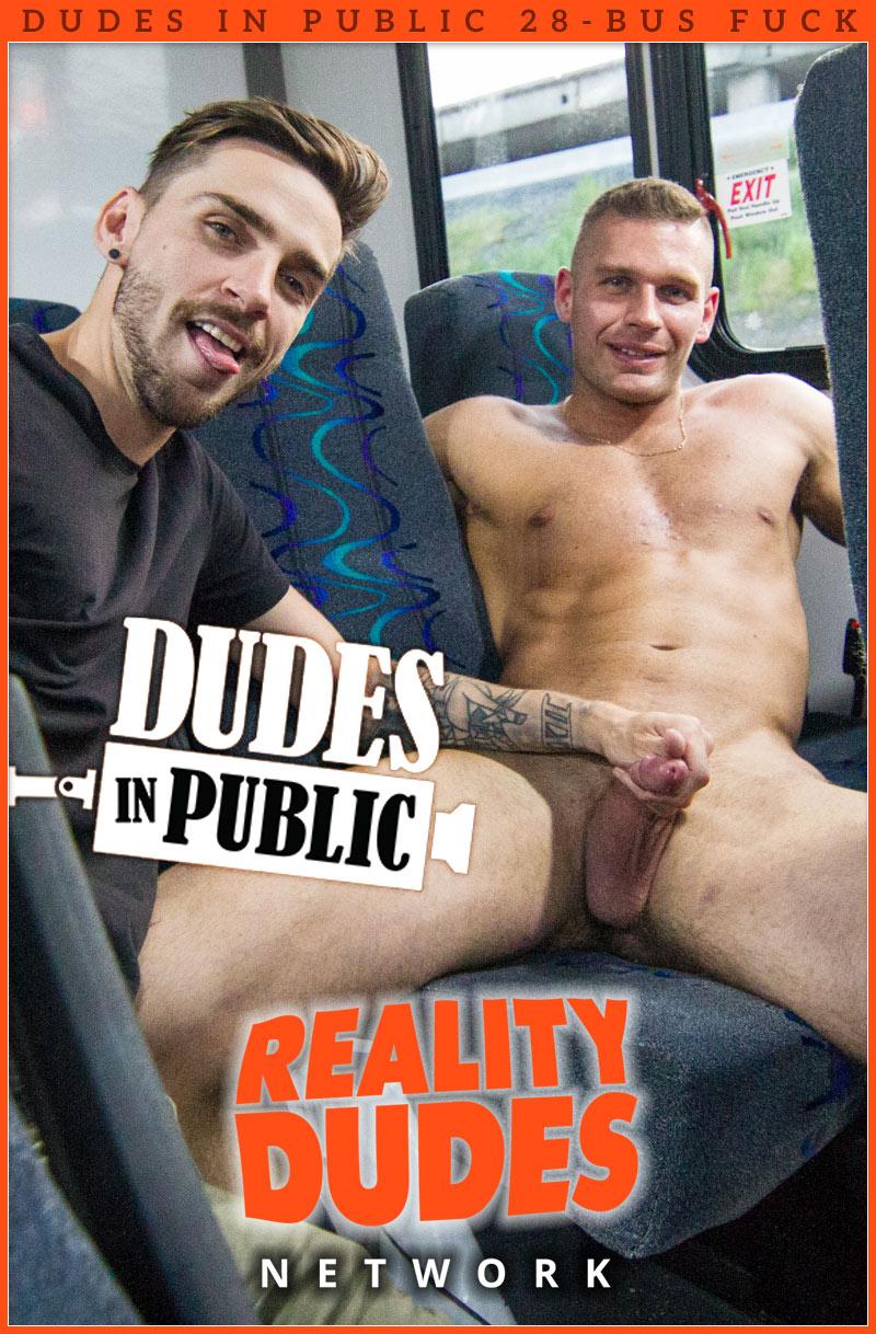 Dudes In Public: Scene 28 (Charles Knight Fucks Lucas James)