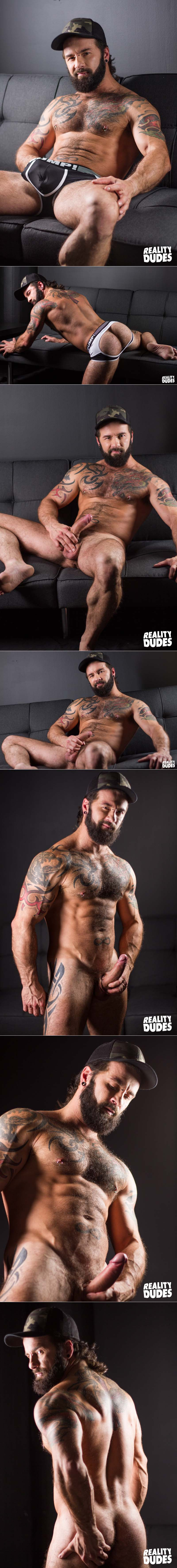 Manuel Deboxer at Reality Dudes Network