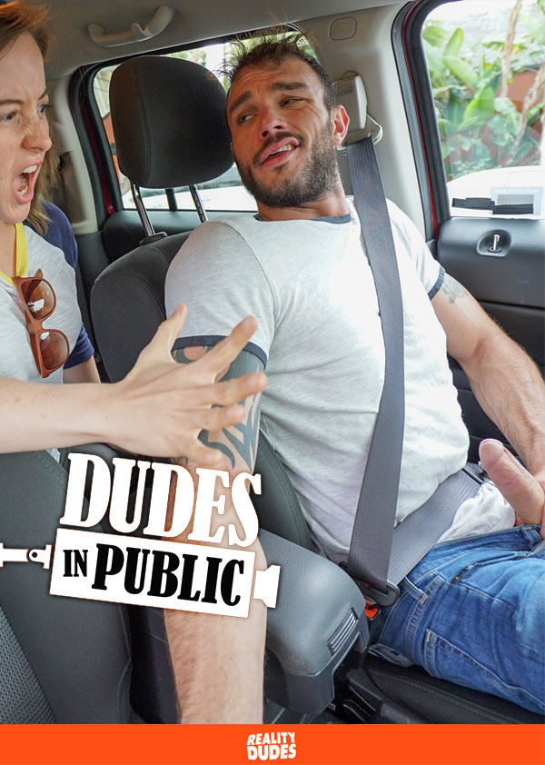 Dudes In Public 13: Dirty Driver (with Cliff Jensen)