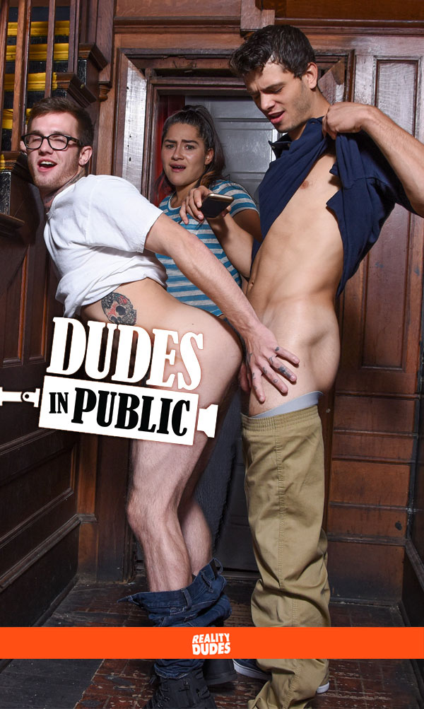 Dudes In Pubilc 14: Tavern (with Carter Michaels and Gavin Taylor)