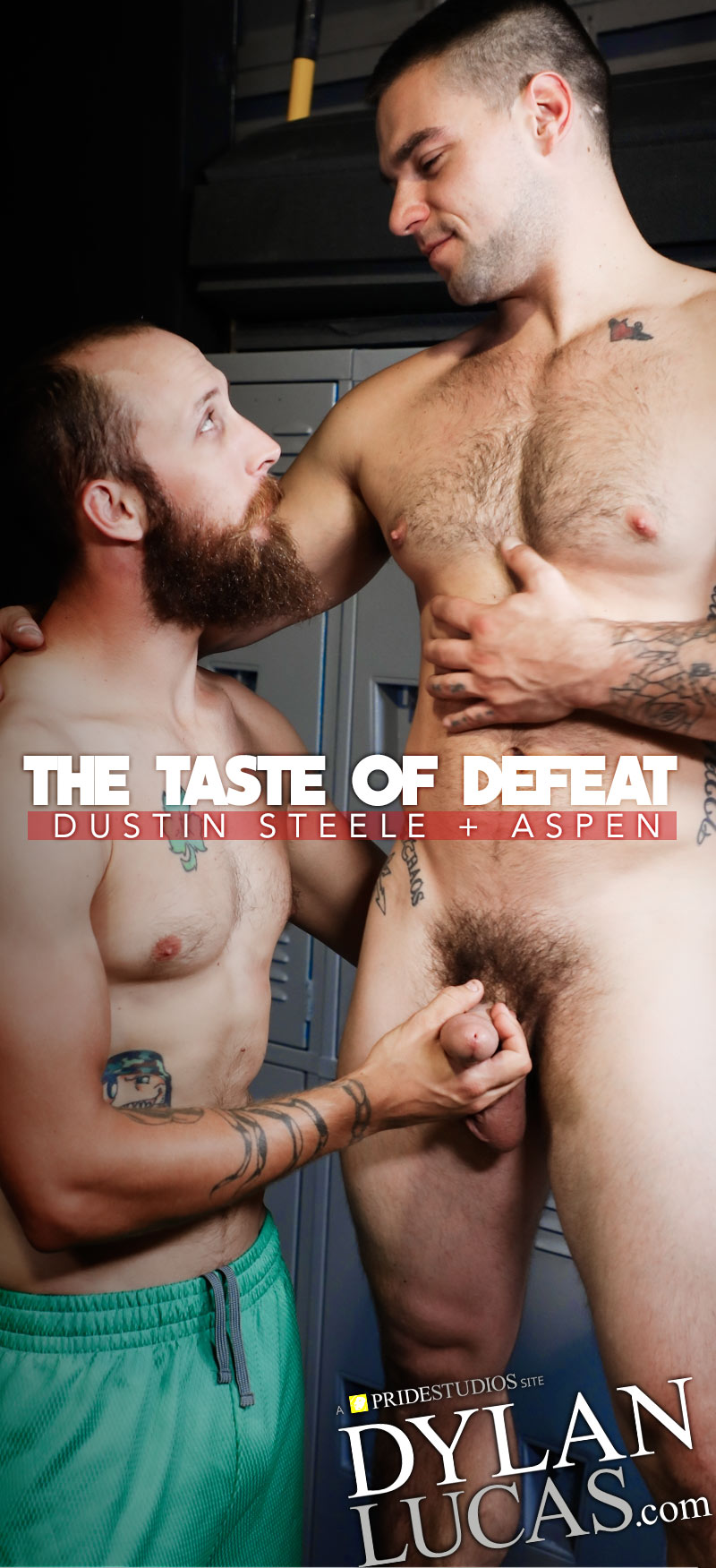 The Taste Of Defeat (Aspen Fucks Dustin Steele) at DylanLucas