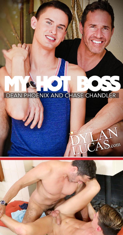 My Hot Boss (Dean Phoenix Fucks Chase Chandler) at DylanLucas