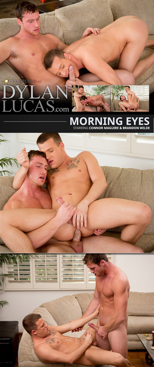Morning Eyes (Connor Maguire & Brandon Wilde) at DylanLucas