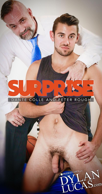 Surprise (Dante Colle Fucks Peter Rough) at DylanLucas