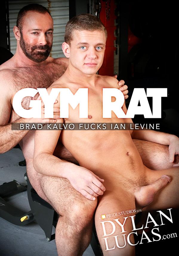 Gym Rat (Brad Kalvo Fucks Ian Levine) at DylanLucas
