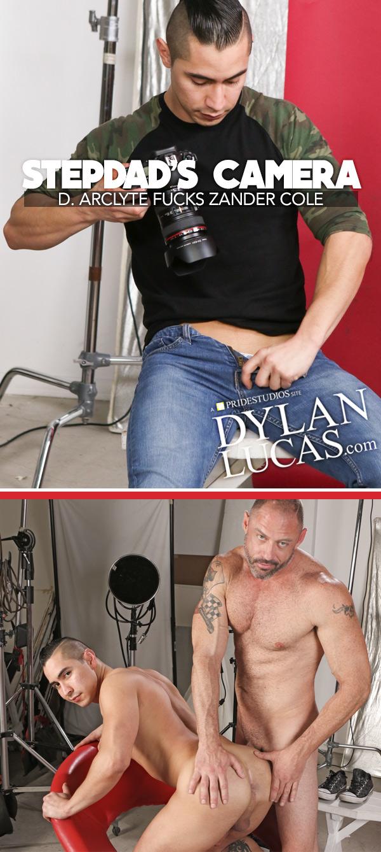 Stepdad's Camera (D. Arclyte Fucks Zander Cole) at DylanLucas