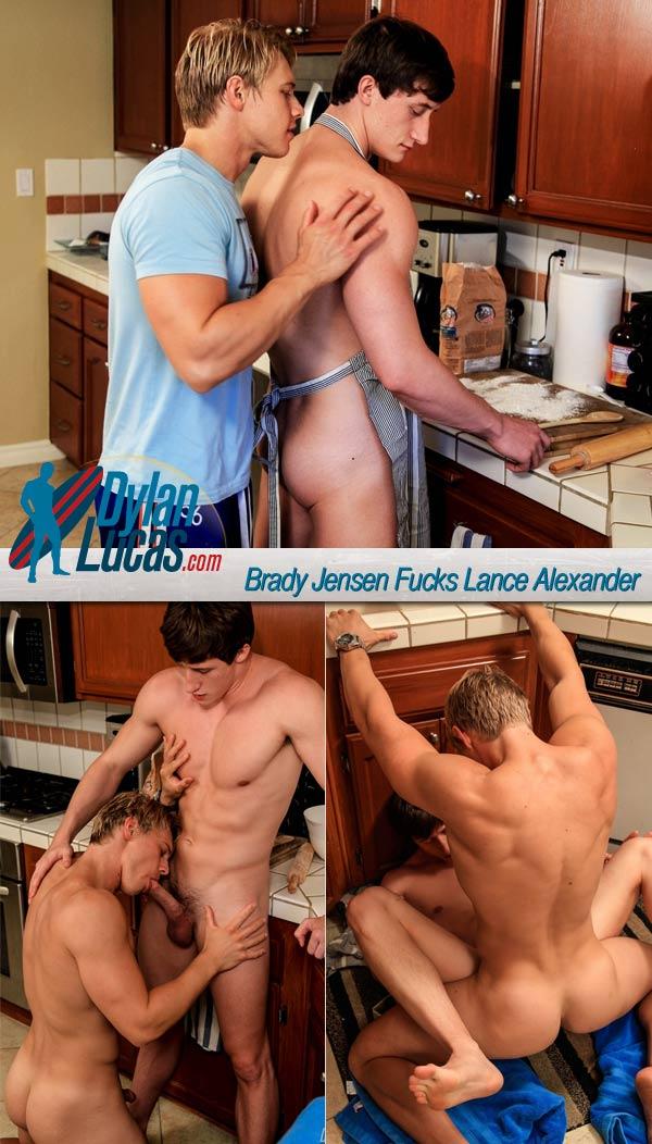 Brady Jensen Fucks Lance Alexander at DylanLucas