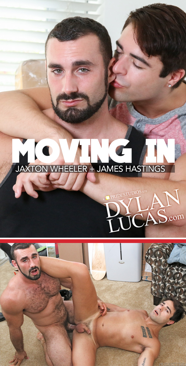 Moving In (Jaxton Wheeler Fucks James Hastings) at DylanLucas