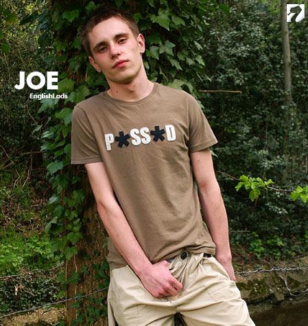 Joe at EnglishLads