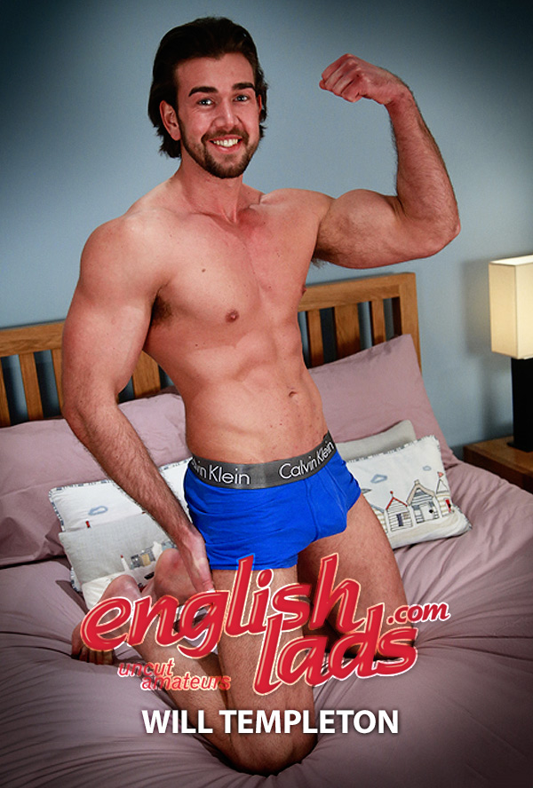 Will Templeton (Straight Hunk) at EnglishLads