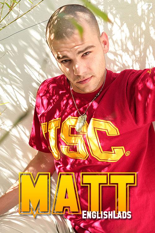 Matt Brooks Returns to EnglishLads