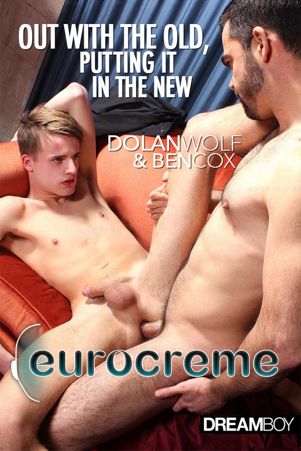 Out With The Old, Putting It In The New (Dolan Wolf & Ben Cox) at EuroCreme