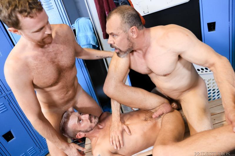 Coach's Big Cock (Max Sargent, Jack Gunther & Jett Rink) at ExtraBigDicks