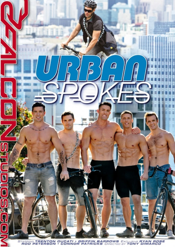 Urban Spokes (JJ Knight Fucks Connor Patricks) (Scene 3) at FalconStudios