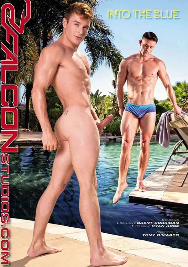 Into The Blue (JJ Knight Fucks Seth Santoro) (Scene 1) at FalconStudios