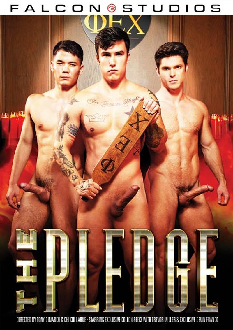 The Pledge, Scene One (Tristan Hunter Fucks Steven Lee) at FalconStudios