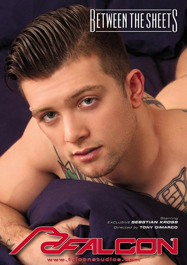 Between The Sheets (Sean Zevran Fucks Zander Cole) (Scene 1) at FalconStudios
