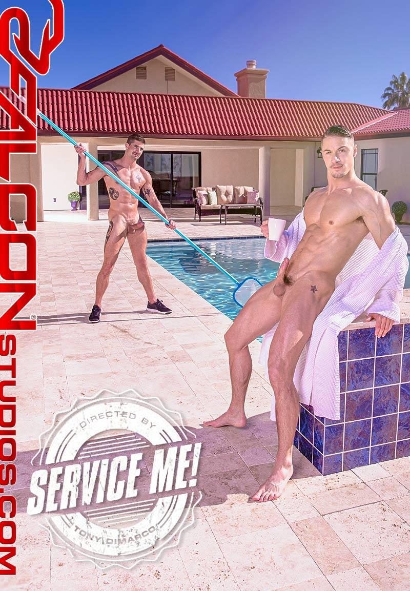 Service Me!, Scene 5 (Sean Maygers Fucks Skyy Knox) at FalconStudios