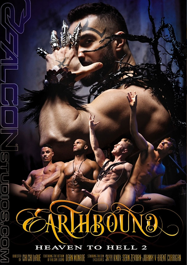 Earthbound: Heaven to Hell 2 (Dean Monroe, Sean Zevran, Gabriel Alanzo and Arad Winwin) (Scene 2) at FalconStudios