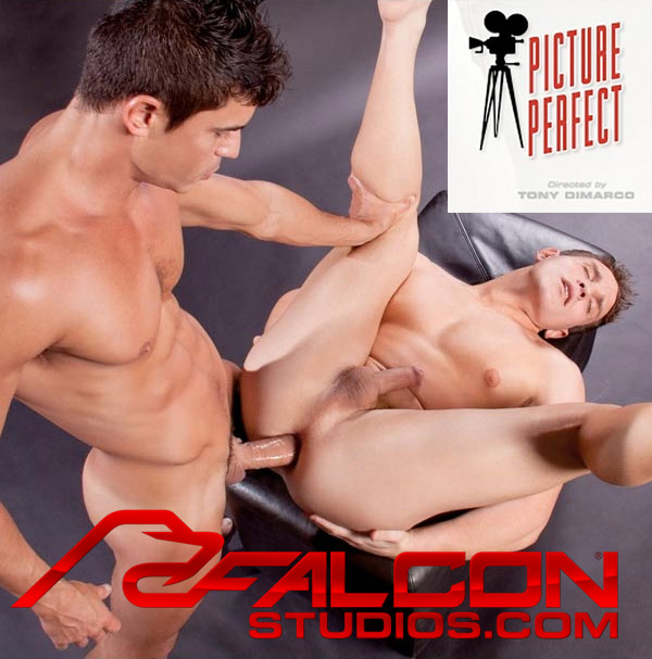 Dylan Roberts & Rafael Carreras at FalconStudios