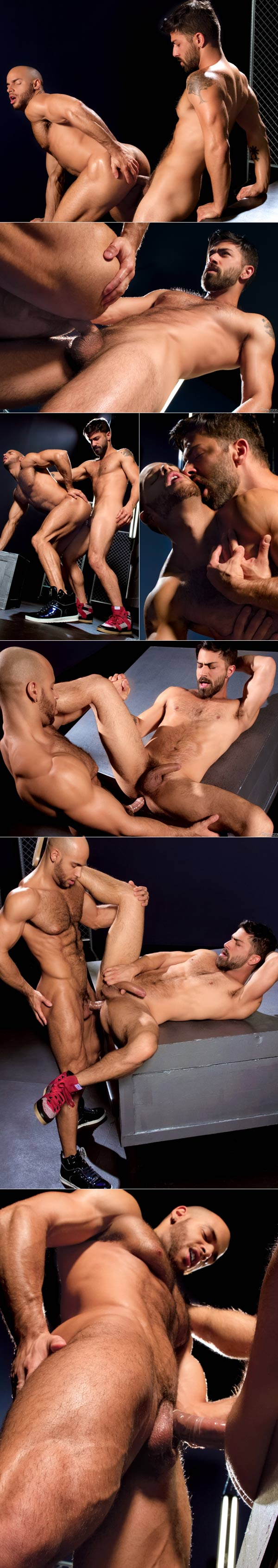 Stunners (Adam Ramzi & Sean Zevran) at FalconStudios