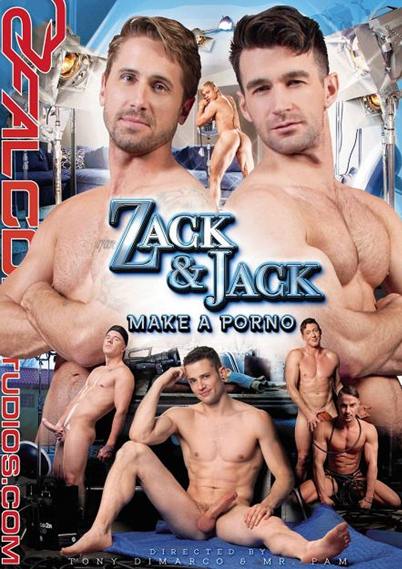 Zack & Jack Make a Porno, Scene 1 (JJ Knight Fucks Wesley Woods) at FalconStudios