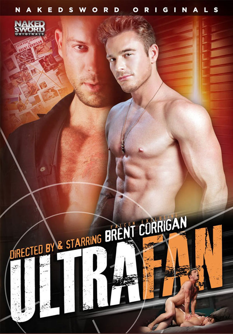 ULTRA FAN, Scene One (Calvin Banks and Brent Corrigan Flip-Flop) at FalconStudios