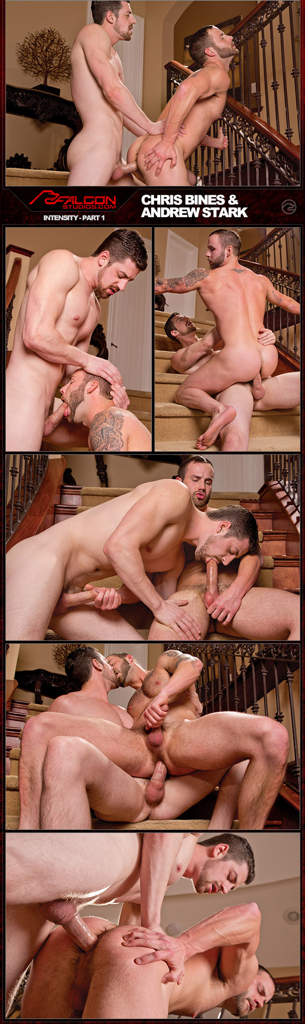 Intensity: Part 1 (Andrew Stark & Chris Bines) (Scene 1) at FalconStudios