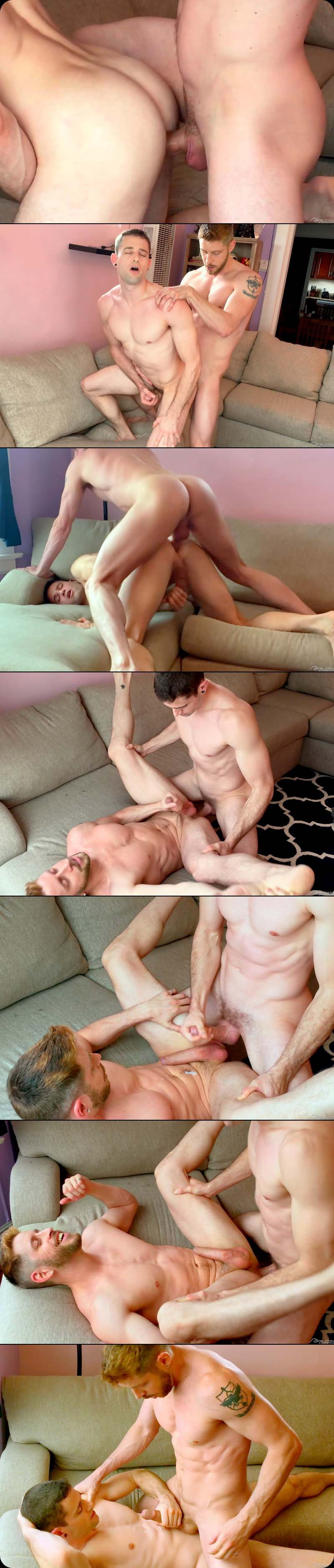 My Hot Roommate (Johnny Ford and Quin Quire Flip-Fuck) at FalconStudios