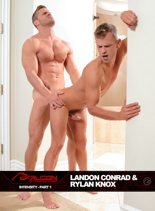 Intensity: Part 1 (Landon Conrad Fucks Rylan Knox) (Scene 4) at FalconStudios
