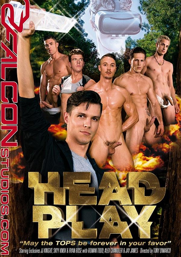 Head Play (Roman Todd Fucks Jay James) (Scene 2) at FalconStudios