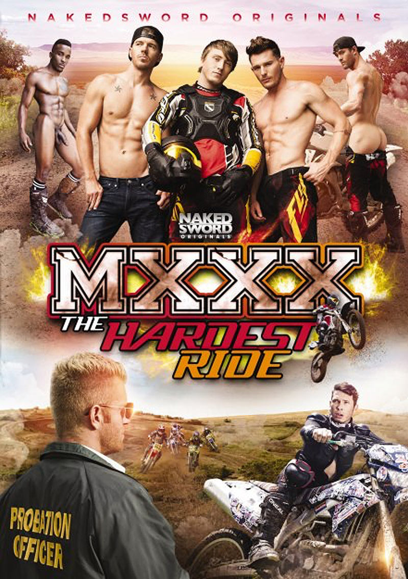 MXXX: The Hardest Ride, Scene One (Tom Faulk Fucks Sean Duran) at FalconStudios