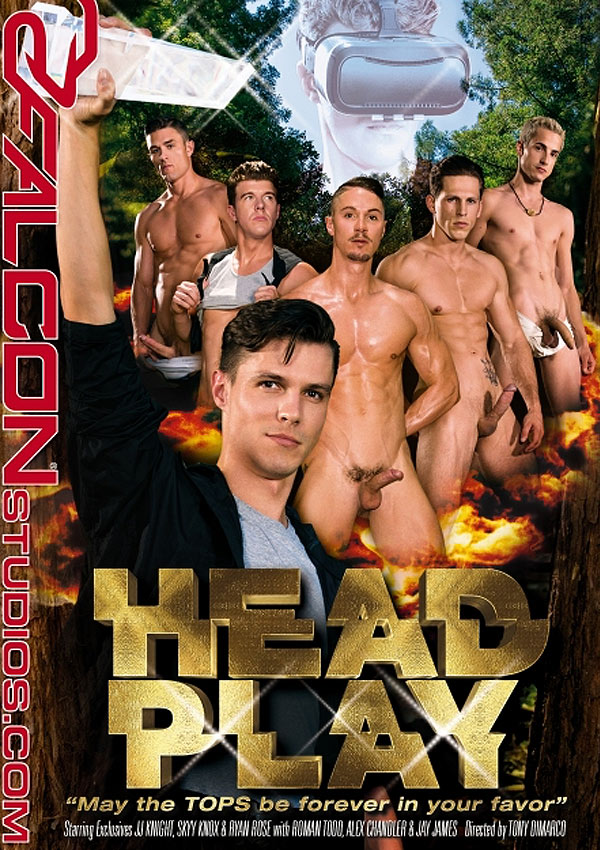 Head Play (JJ Knight and Alex Chandler) (Scene 5) at FalconStudios