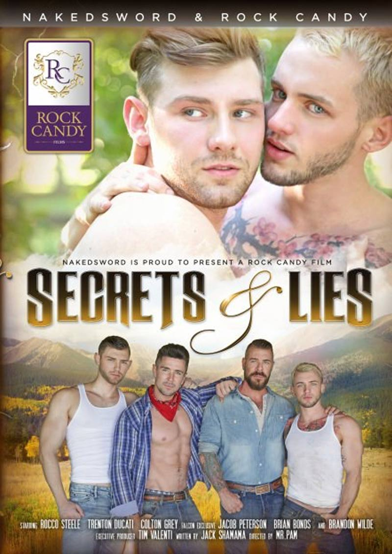 Secrets & Lies, Scene One (Brandon Wilde, Trenton Ducati and Brian Bonds) at FalconStudios