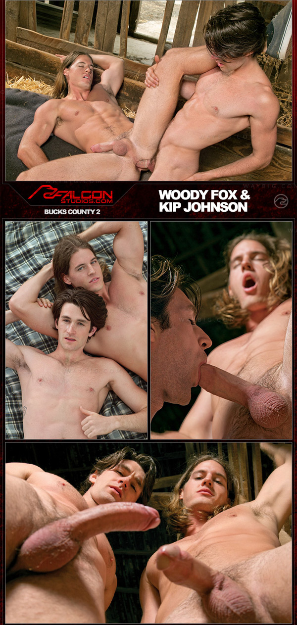 Bucks County 2: Road To Temptation (Woody Fox & Kip Johnson) at FalconStudios