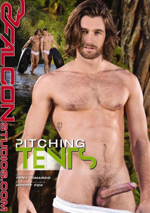 Pitching Tents (Woody Fox Fucks Jacob Peterson) (Scene 2) at FalconStudios
