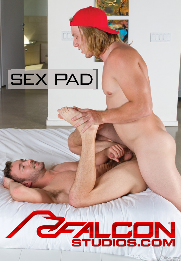 Sex Pad (Tom Faulk Fucks Colt Rivers) (Scene 5) at FalconStudios