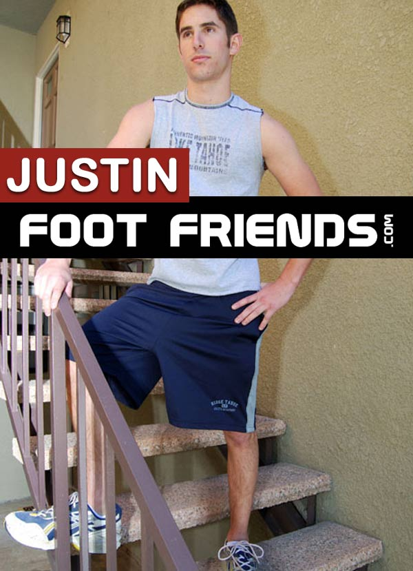 Justin (Running Socks) at FootFriends.com