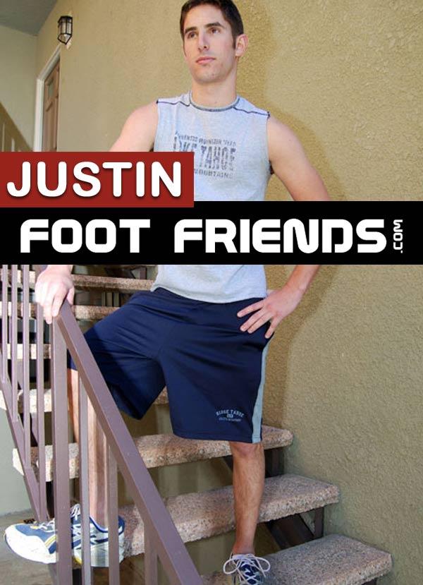 Justin (Running Socks) at FootFriends.com