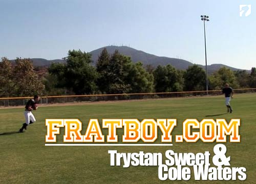 Trystan Sweet & Cole Waters at FratBoy.com