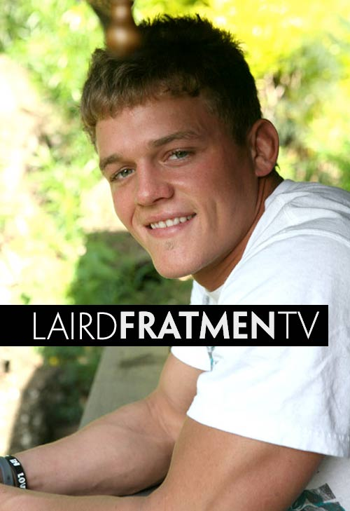 Laird (Nude College Wrestler) at Fratmen.tv