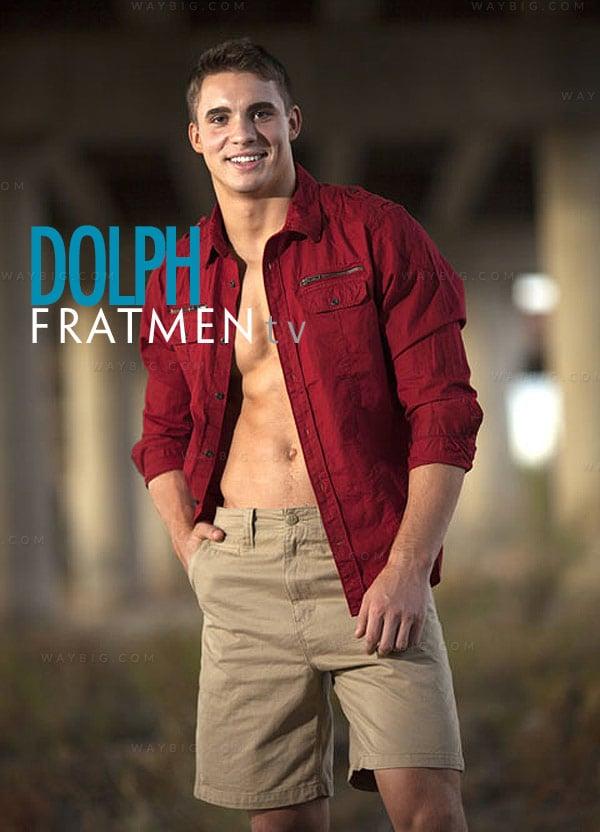 Dolph (Up-Close) at Fratmen.tv