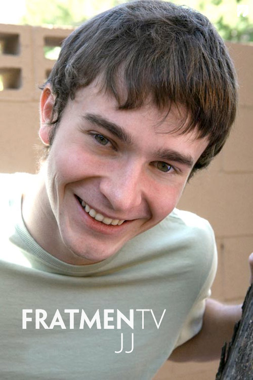 JJ (Naked College Fratmen) at Fratmen.tv