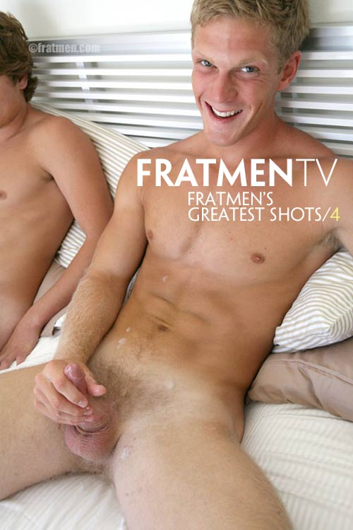 Fratmen's Greatest Shots 4 at Fratmen.tv