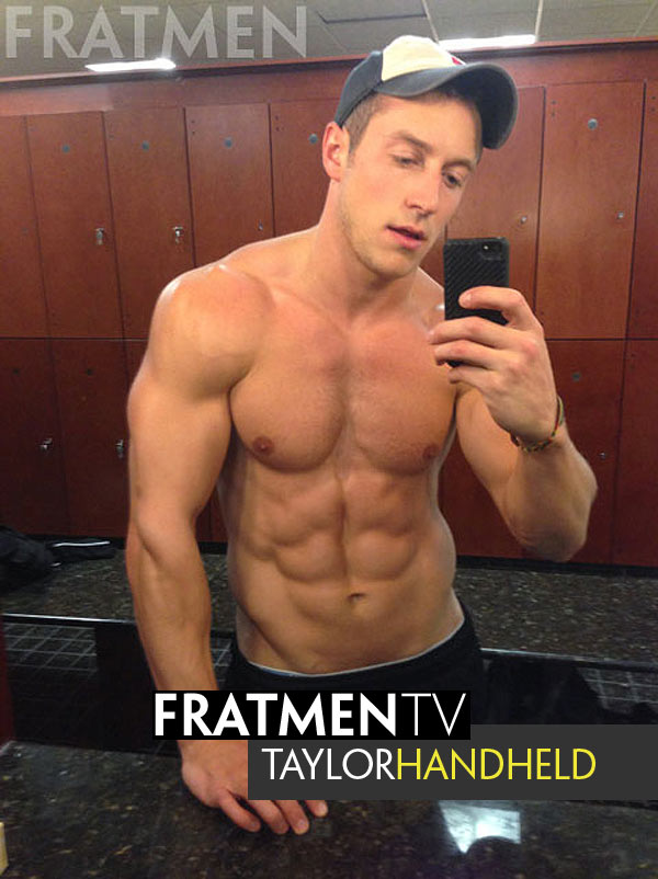 Taylor (Handheld) at Fratmen.tv