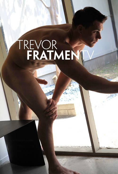 Trevor (Naked College Water Jock) at Fratmen.tv