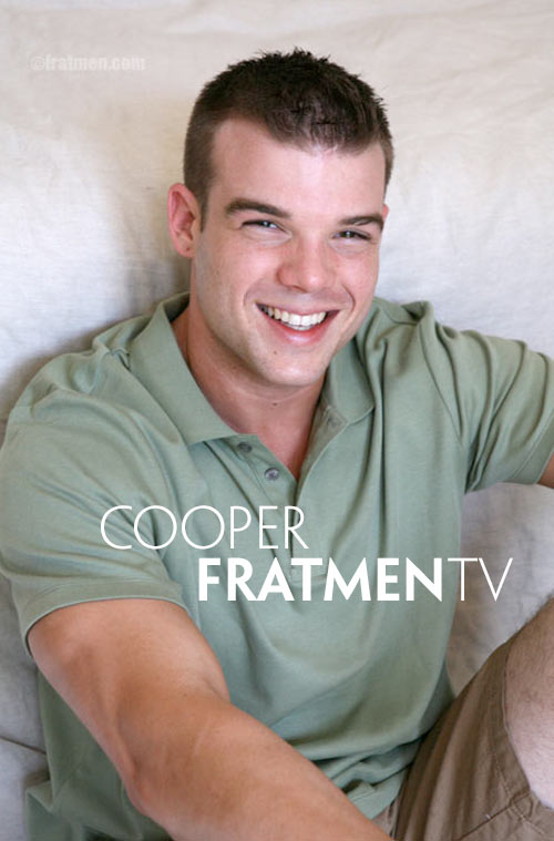 Cooper (Naked College Fratmen) at Fratmen.tv